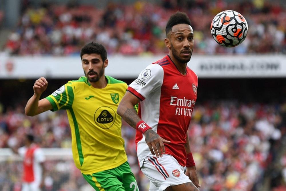 Arsenal 1-0 Norwich: Aubameyang ghi bàn duy nhất, Pháo Thủ tìm thấy ánh sáng cuối đường hầm - Ảnh 6.