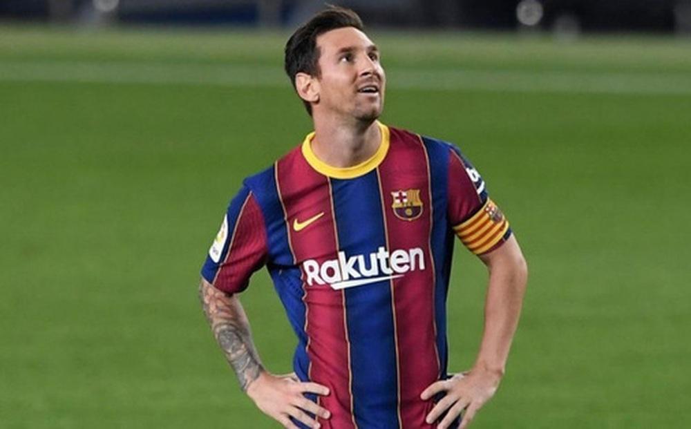 Sự ra đi của Messi khiến Barca tiếp tục mất hợp đồng tài trợ lớn nhất