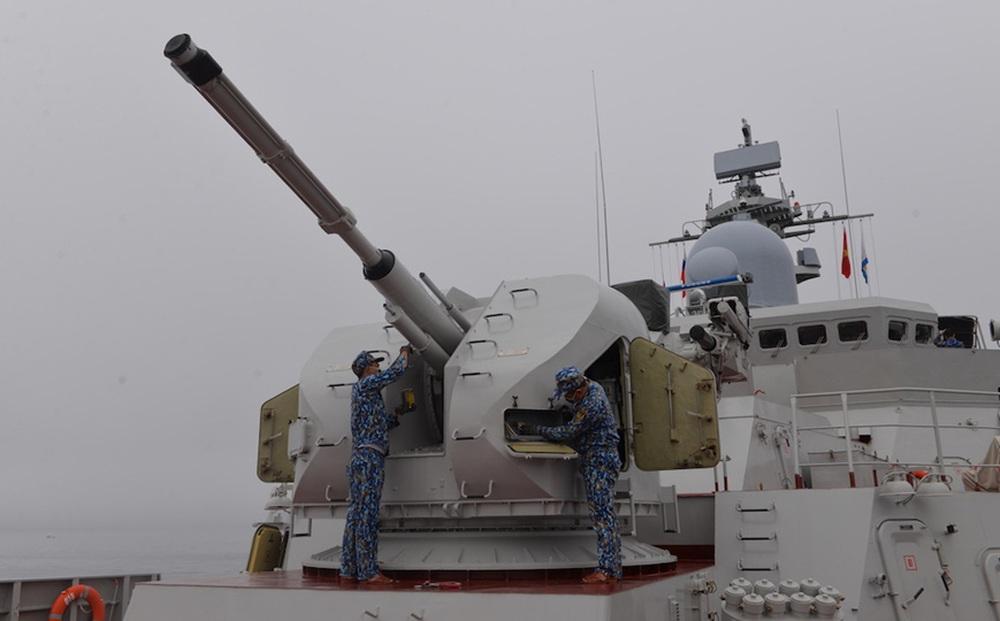 Báo Nga: Việt Nam mong muốn cặp tàu Gepard 3.9 mới được trang bị hệ thống mạnh hơn