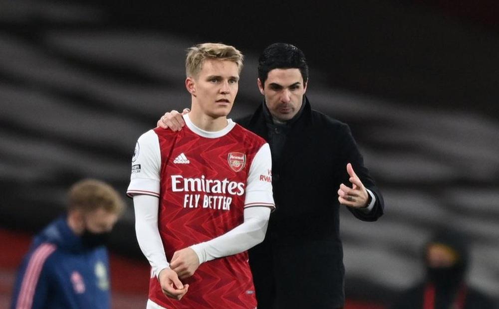 Sao trẻ Arsenal đặt tham vọng... vô địch Ngoại hạng Anh và Champions League