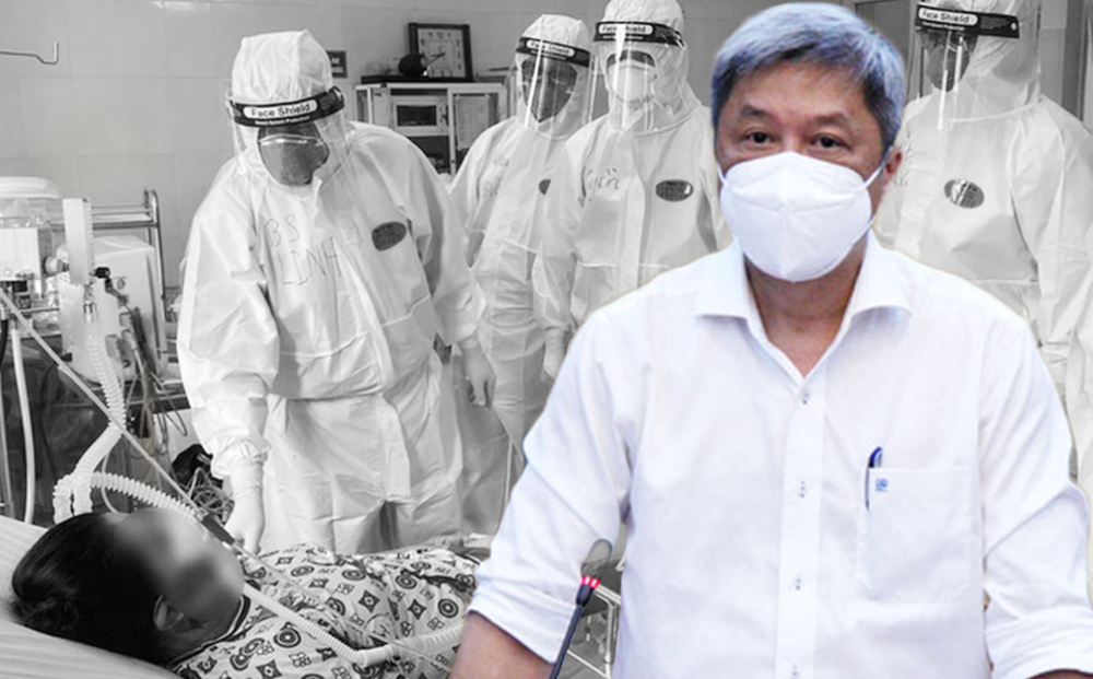 """Thứ trưởng Nguyễn Trường Sơn: """"Dịch bệnh đã đánh một đòn quá kinh khủng lên tất cả chúng tôi!"""""""