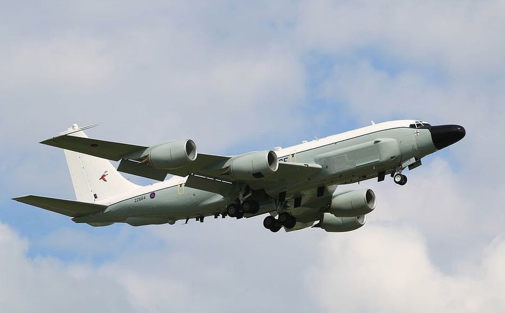 """Máy bay NATO lượn lờ ở Crimea """"như đi chợ"""": Tướng Nga đưa ra con số kỳ lạ - Có âm mưu lớn!"""