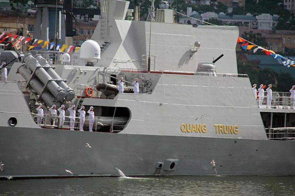 Báo Nga: Việt Nam mong muốn cặp tàu Gepard 3.9 mới được trang bị hệ thống mạnh hơn - Ảnh 1.