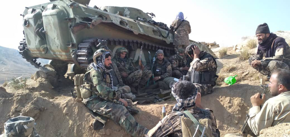 Thung lũng Panjshir dưới gót sắt của Taliban: Góc nhìn của nhà báo Mỹ! - Ảnh 8.
