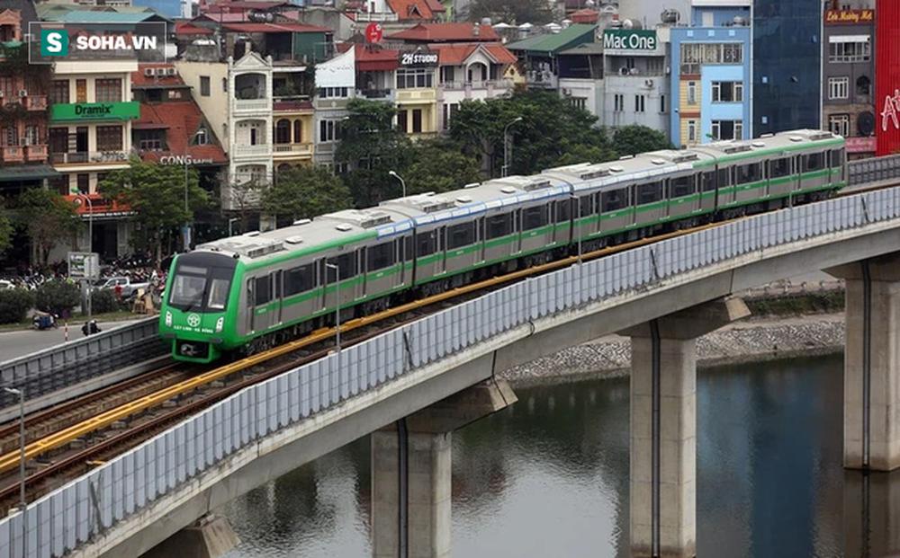 Đường sắt Cát Linh - Hà Đông 'ngốn' thêm gần 8 triệu đô vì chậm tiến độ kéo dài