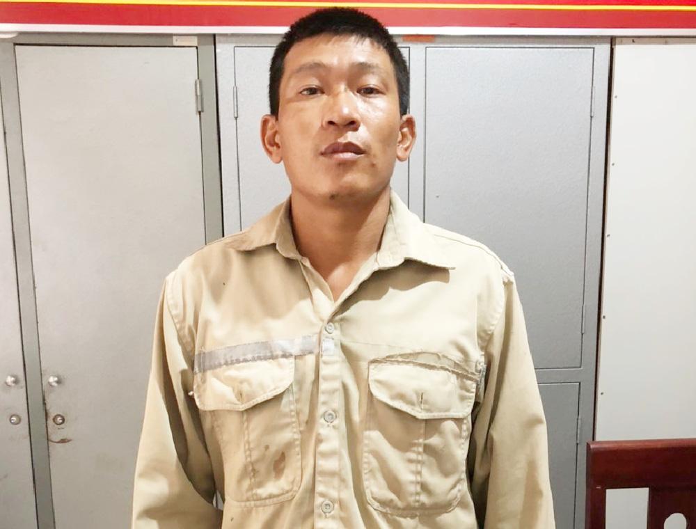 Mang điện thoại ăn cướp đến cửa hàng nhờ bẻ mật khẩu, gã đàn ông bị bắt tại trận - Ảnh 1.
