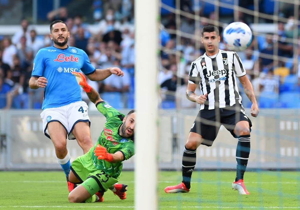Juventus rơi xuống vị trí thứ 16 trên BXH Serie A sau thất bại trước Napoli - Ảnh 2.