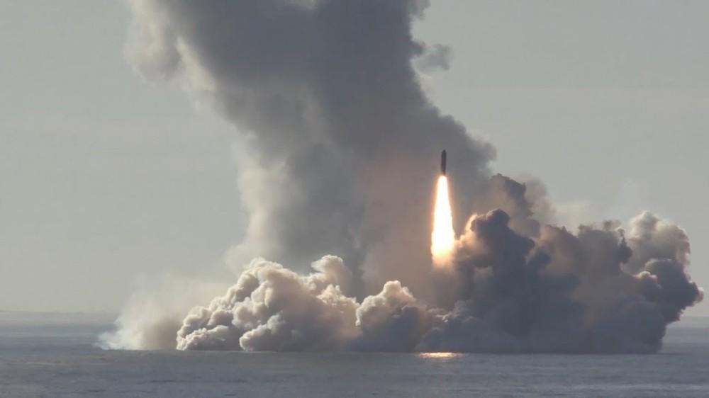 Cú salvo 16 ICBM ngoạn mục của tàu ngầm Nga: Mỹ tiếp tục kinh hoảng! - Ảnh 5.