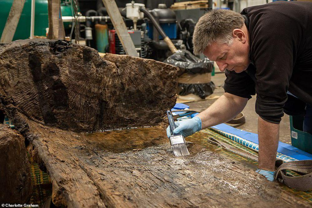 Bật nắp quan tài 4.000 năm: Thứ bên trong hoàn hảo đến mức khiến toàn bộ nhà khảo cổ đứng hình - Ảnh 5.
