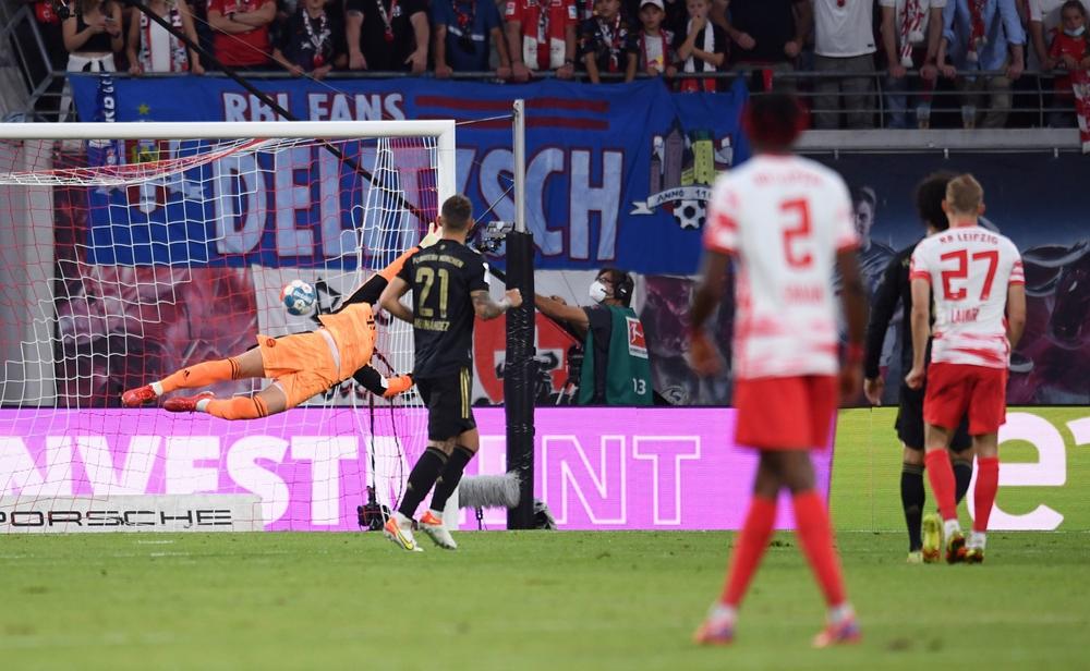 Bayern đại thắng Leipzig trong ngày HLV Nagelsmann trở về mái nhà xưa - Ảnh 2.