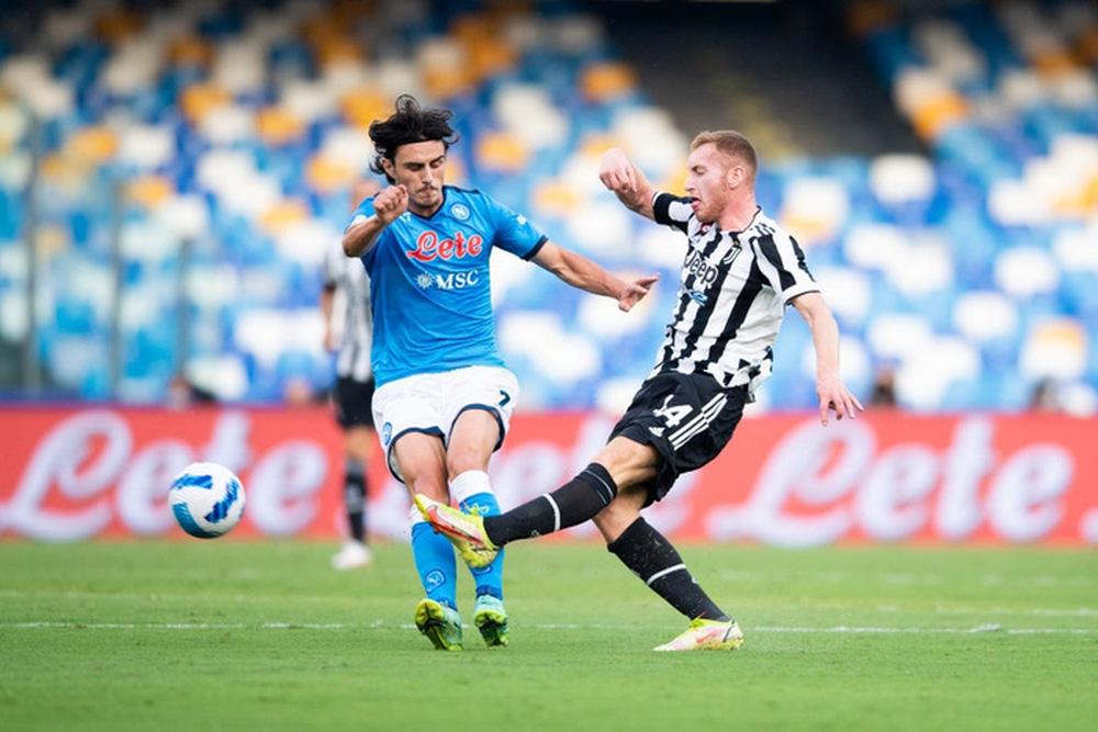 Juventus rơi xuống vị trí thứ 16 trên BXH Serie A sau thất bại trước Napoli - Ảnh 4.