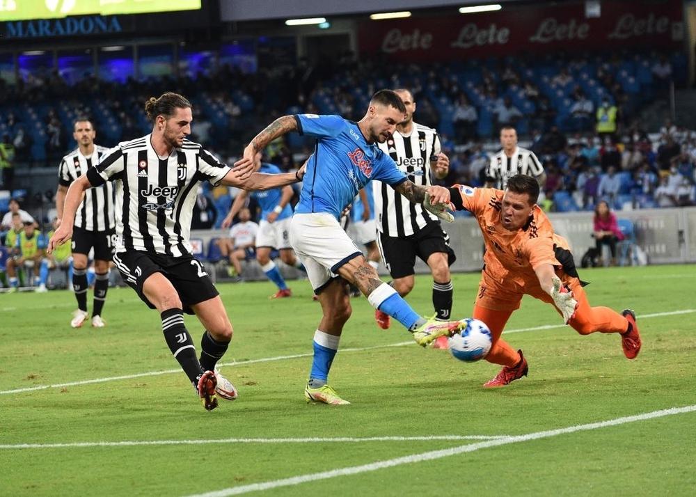 Juventus rơi xuống vị trí thứ 16 trên BXH Serie A sau thất bại trước Napoli - Ảnh 5.