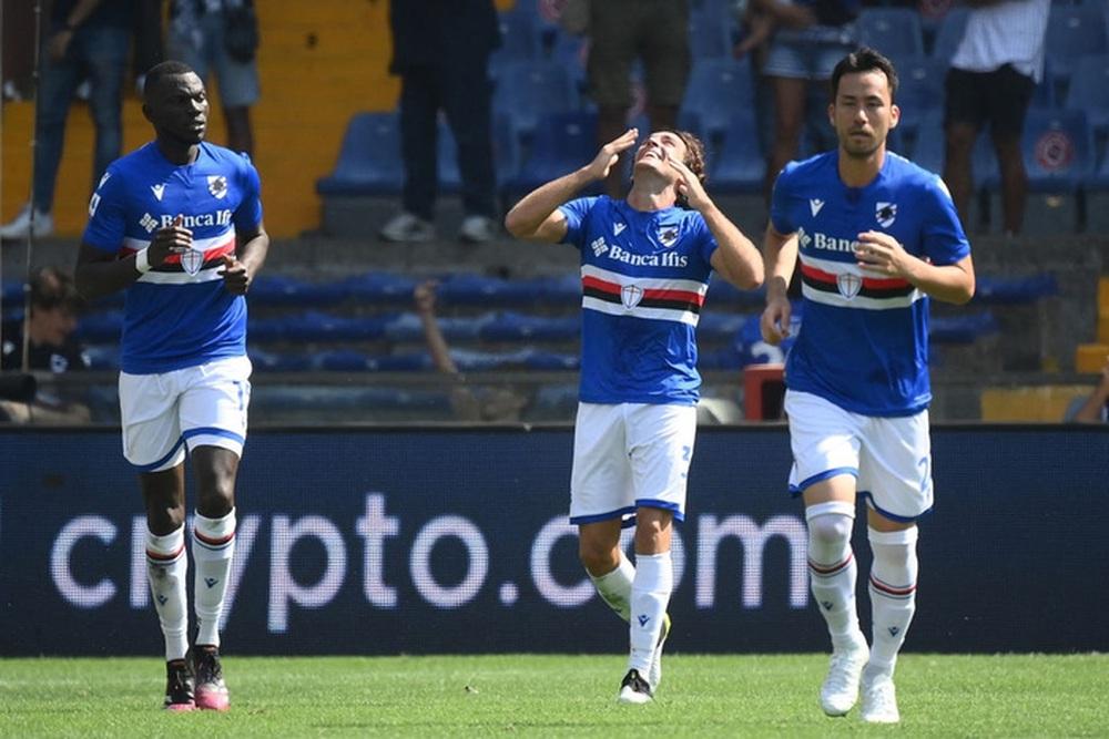 Công làm thủ phá, Inter Milan bất lực để Sampdoria cầm chân với tỷ số 2-2 sau 90 phút - Ảnh 6.