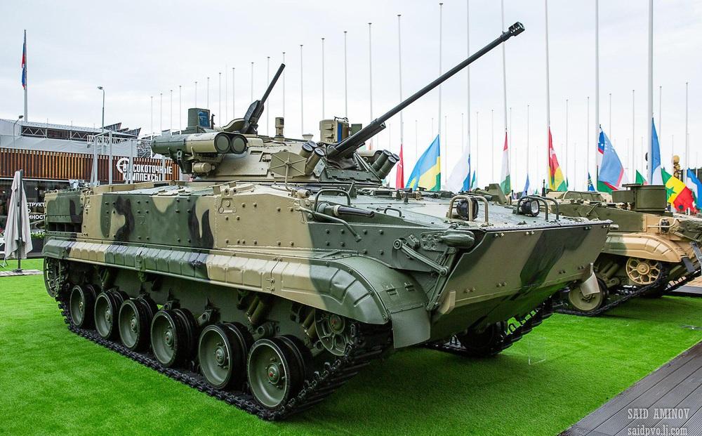 Nga lắp gì lên xe chiến đấu bộ binh BMP-3 mới mà khiến quân đội nhiều nước khao khát?