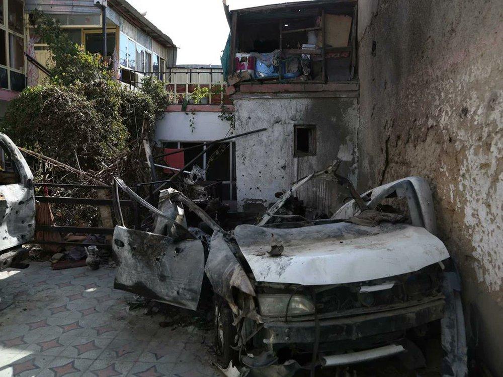 Báo Mỹ phanh phui vụ UAV diệt trừ khủng bố ở Kabul: Nghi phạm không phải là ISIS-K? - Ảnh 6.