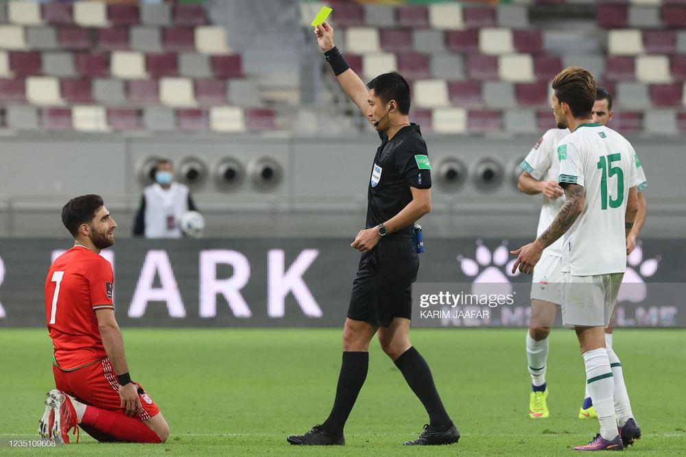 Trọng tài Trung Quốc từng xử ép đội tuyển Việt Nam thăng tiến bí ẩn tại vòng loại World Cup - Ảnh 1.