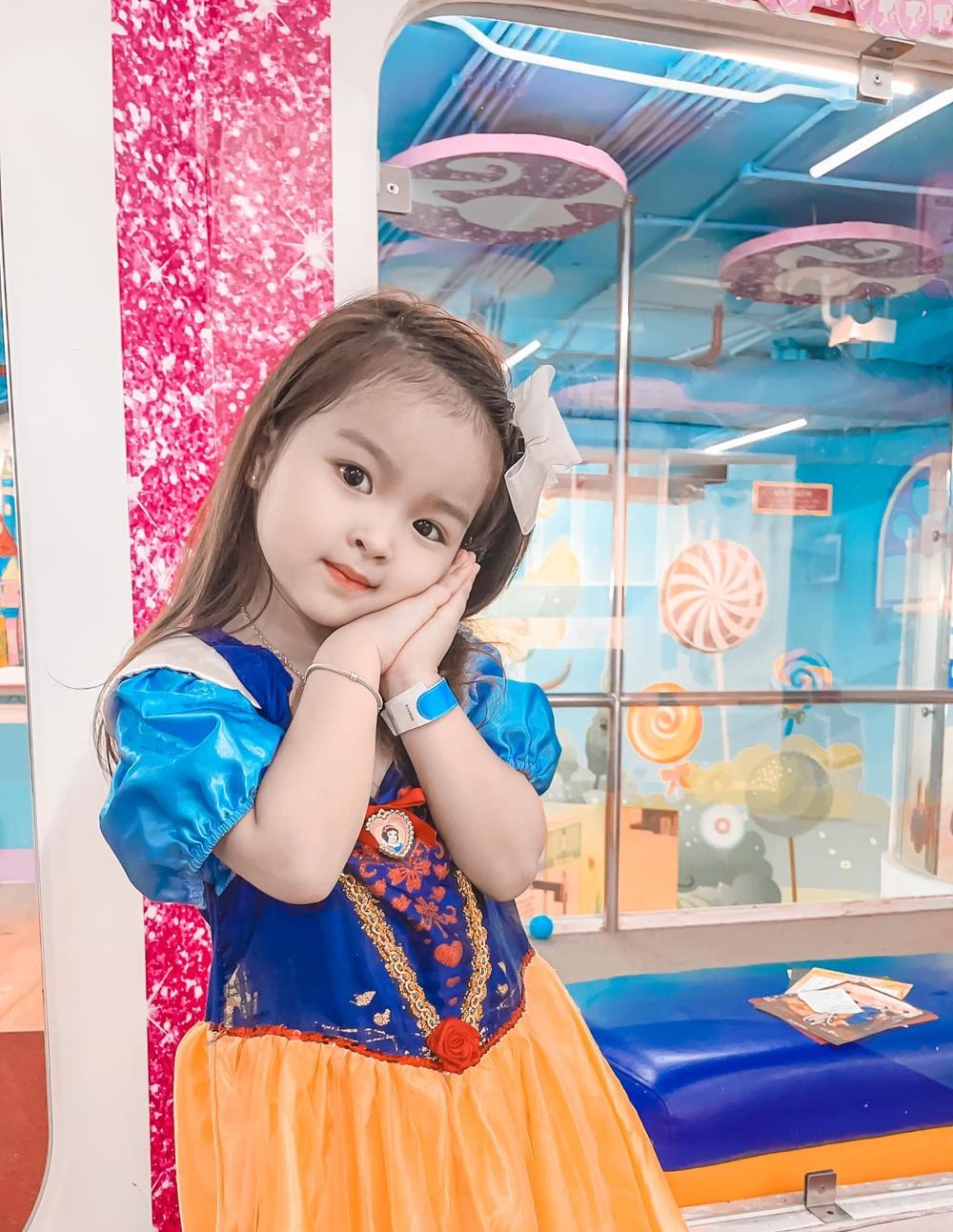 Con gái Duy Nam: 5 tuổi đã là TikToker triệu view - Ảnh 4.
