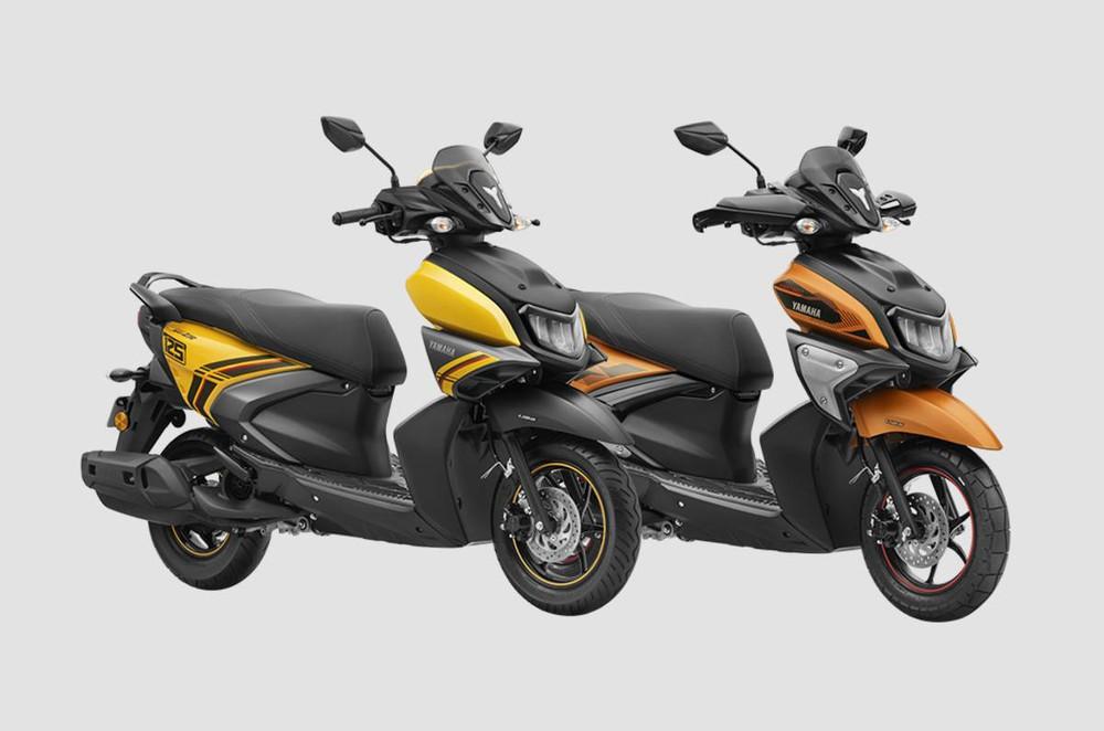 Xe máy mới của Yamaha giá 23,7 triệu, tiết kiệm xăng, cốp 21 lít và có kết nối bluetooth - Ảnh 1.