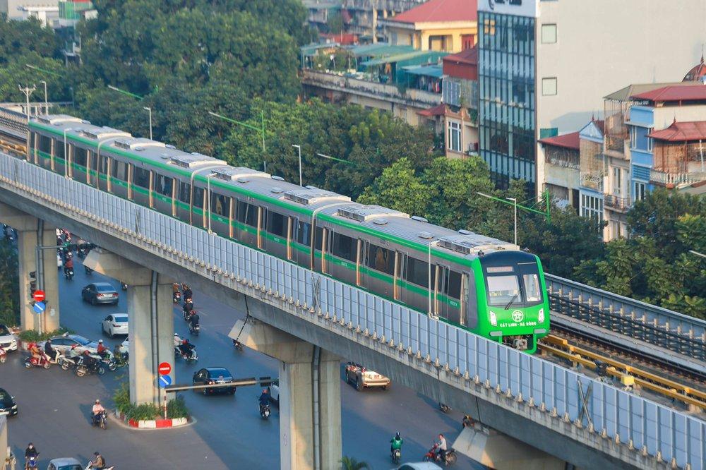 Đường sắt Cát Linh-Hà Đông: Dẫn đầu kỷ lục lỗi hẹn về đích và 3 lần đội vốn tăng hàng trăm triệu đô - Ảnh 1.