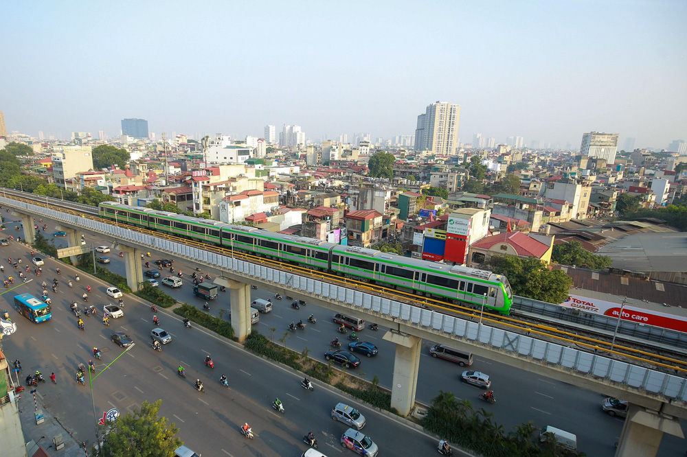 Đường sắt Cát Linh-Hà Đông: Dẫn đầu kỷ lục lỗi hẹn về đích và 3 lần đội vốn tăng hàng trăm triệu đô - Ảnh 4.