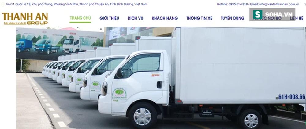 Lái xe giấu 15 người trong thùng xe đông lạnh thông chốt kiểm dịch COVID-19, công ty vận tải Thành An nói gì? - Ảnh 4.