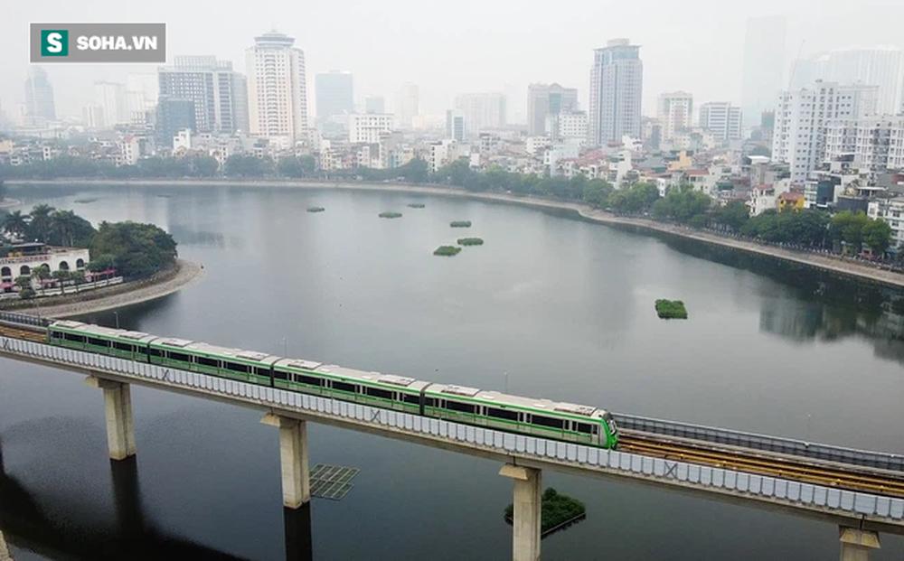 Đường sắt Cát Linh-Hà Đông: Dẫn đầu kỷ lục lỗi hẹn về đích và 3 lần đội vốn tăng hàng trăm triệu đô
