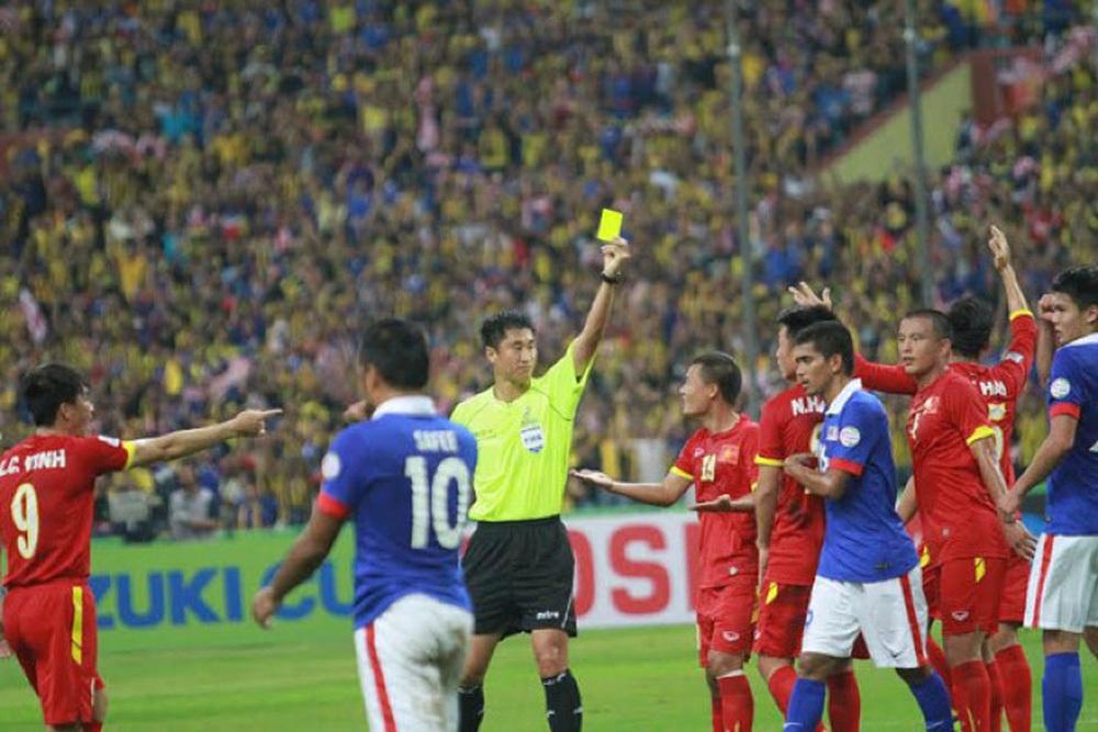 Trọng tài Trung Quốc từng xử ép đội tuyển Việt Nam thăng tiến bí ẩn tại vòng loại World Cup - Ảnh 3.