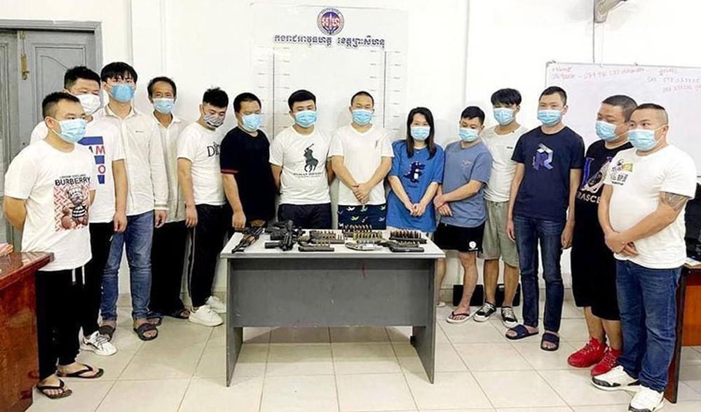 Lực lượng Campuchia vũ trang tận răng tập kích Dự án TQ khét tiếng: Hé lộ vai trò của Bắc Kinh - Ảnh 1.