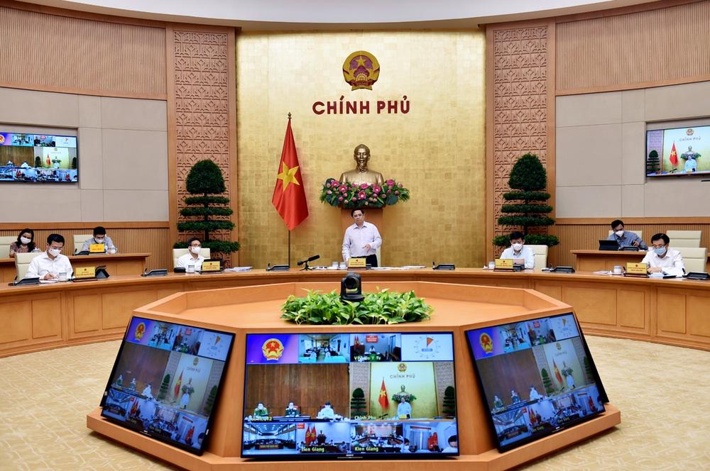 Thủ tướng truy vấn lãnh đạo Kiên Giang, Tiền Giang và rất sốt ruột trước câu trả lời - Ảnh 3.