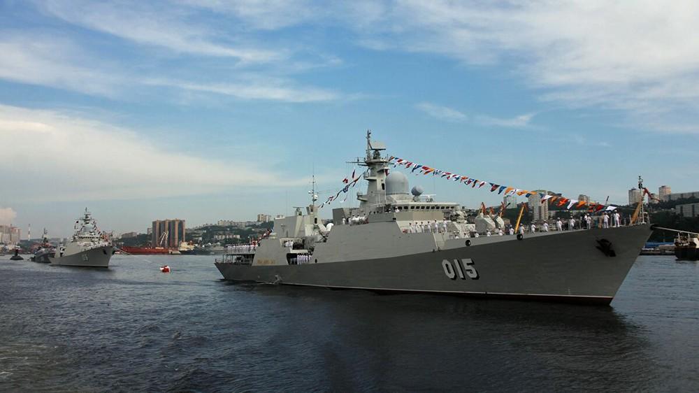 Hải quân Việt Nam có thể chọn cấu hình vũ khí tối tân cho tàu Gepard mới: Chất - Độc nhất vô nhị? - Ảnh 2.