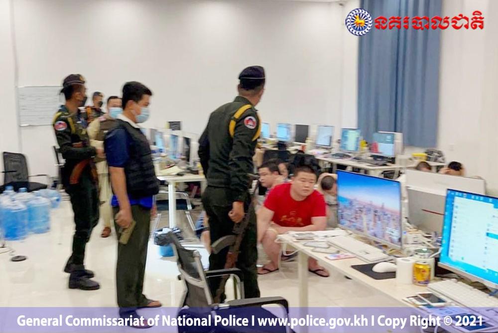 Lực lượng Campuchia vũ trang tận răng tập kích Dự án TQ khét tiếng: Hé lộ vai trò của Bắc Kinh - Ảnh 3.