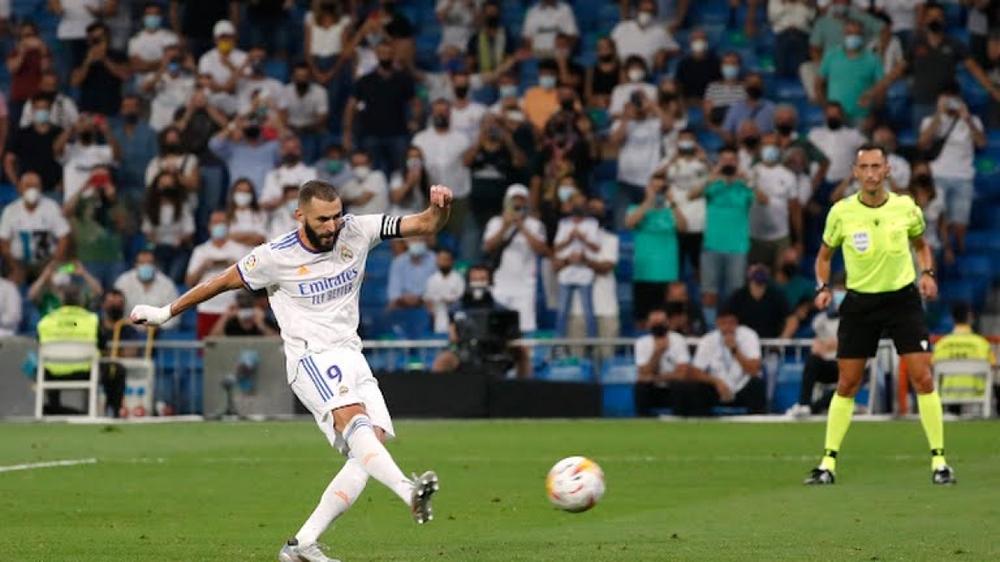 Real Madrid 5-2 Celta Vigo: Benzema ghi hat-trick, Camavinga ra mắt như mơ - Ảnh 6.