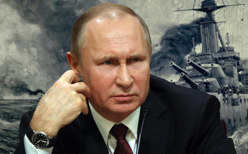 """""""Kẻ mạnh làm vua"""": TT Putin quá cao thủ, Mỹ hở sườn chỗ nào đánh chỗ đó - Tối tăm mặt mũi!"""