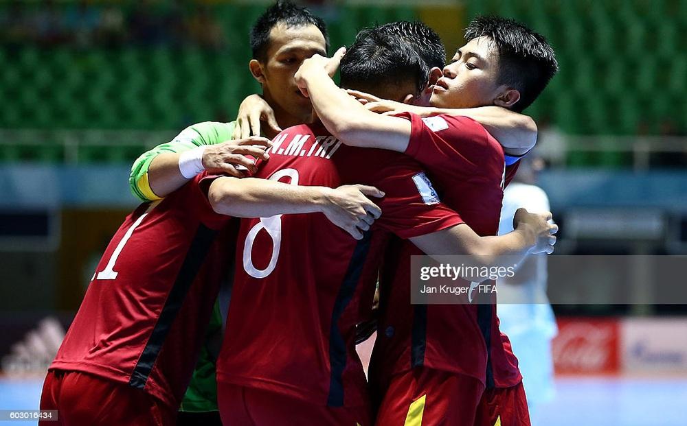 """""""Futsal Việt Nam đặt mục tiêu dự World Cup nhưng không dám nói ra, sợ bị bảo là thần kinh"""""""
