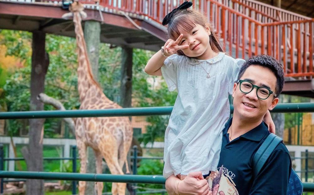 Con gái Duy Nam: 5 tuổi đã là TikToker triệu view