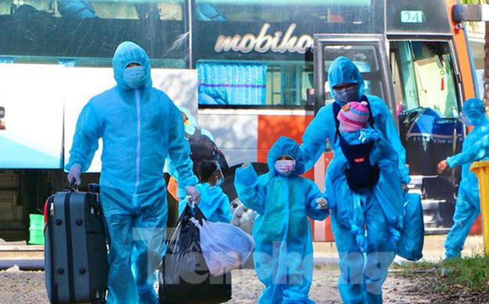 Quảng Ngãi tổ chức chuyến bay đón 200 thai phụ từ vùng dịch phía nam