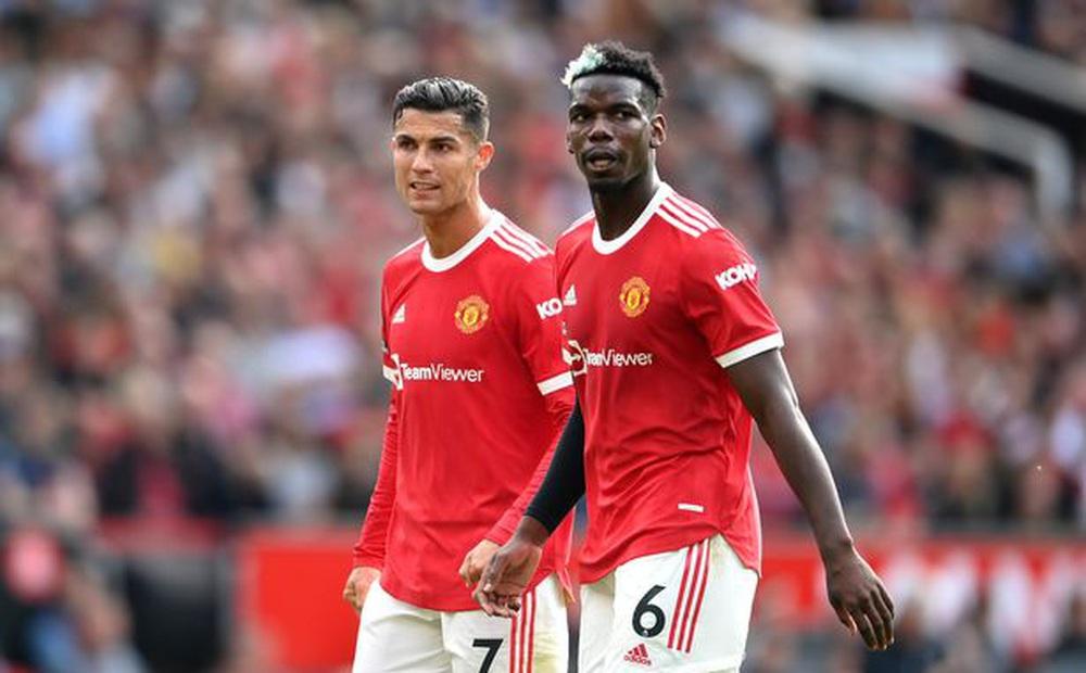 Phấn khích vì Ronaldo, Paul Pogba đồng ý ở lại M.U