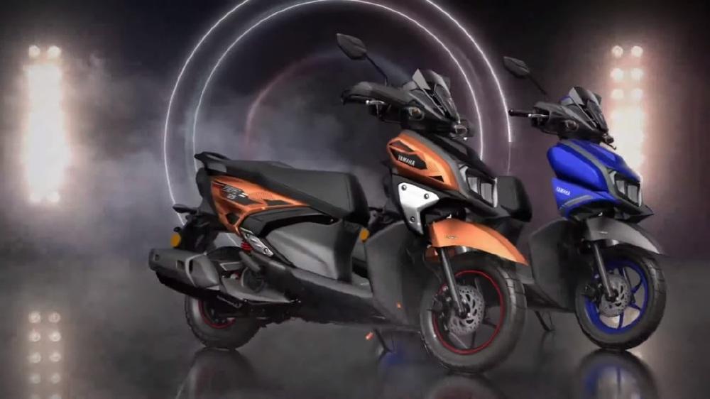 Xe máy mới của Yamaha giá 23,7 triệu, tiết kiệm xăng, cốp 21 lít và có kết nối bluetooth - Ảnh 2.