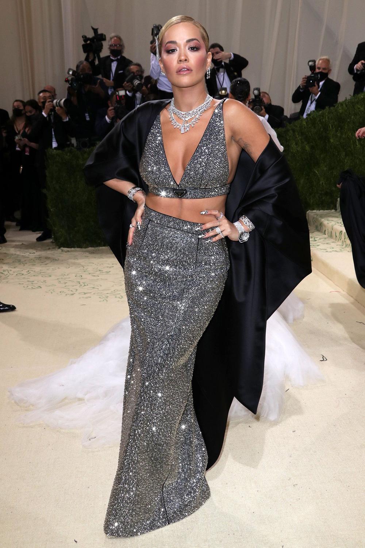 Megan Fox, Kendall Jenner và dàn mỹ nhân đọ vẻ gợi cảm ở Met Gala 2021 - Ảnh 9.