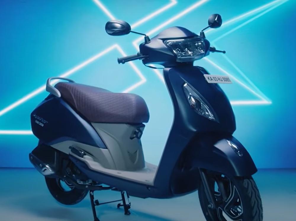 Thiết kế trên cơ, mẫu xe máy mới bản sao Honda Lead bán rẻ hơn gần 19 triệu đồng - Ảnh 2.