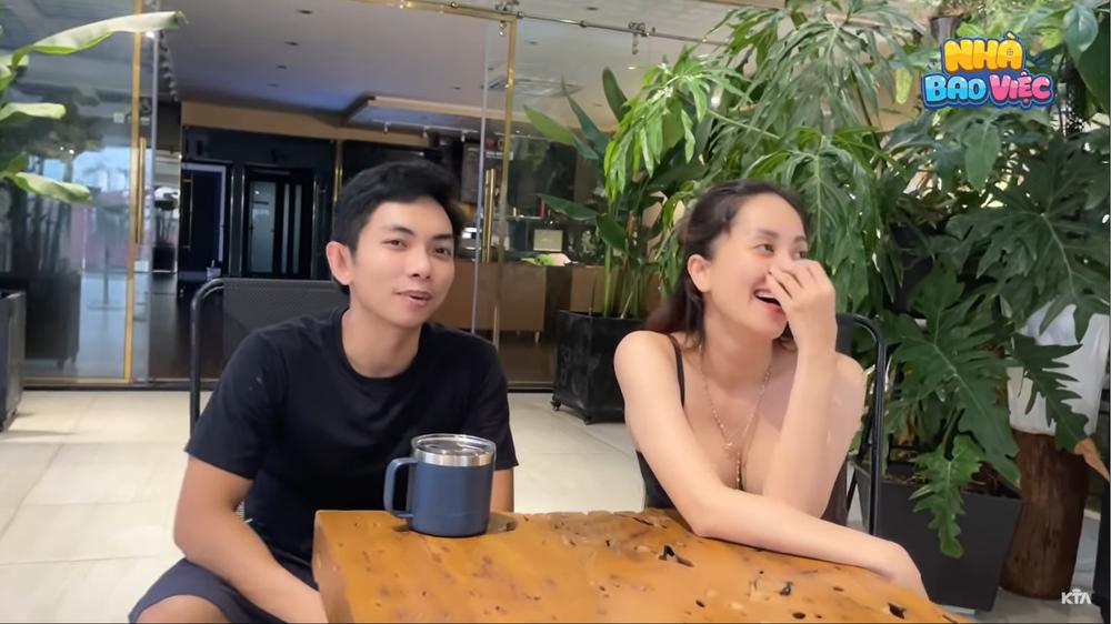 Khánh Thi: Tôi không thích chồng tốn thời gian vào thứ khác ngoài việc chăm sóc vợ - Ảnh 4.