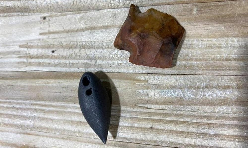 Tìm thấy cổ vật hàng nghìn năm trong bụng cá sấu - Ảnh 1.
