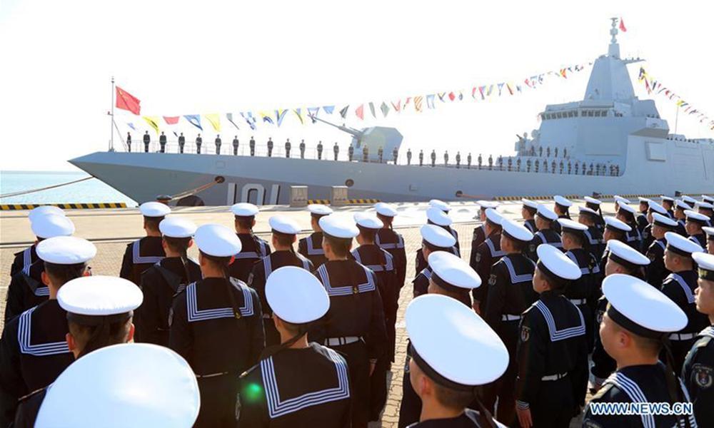 4 tàu chiến Trung Quốc đi vào vùng đặc quyền kinh tế của Mỹ ngoài khơi Alaska - Ảnh 1.