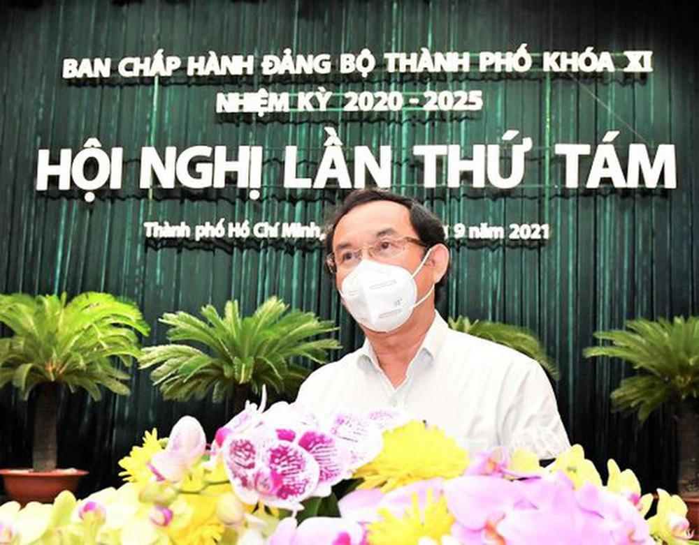 Bí thư Thành ủy TP HCM Nguyễn Văn Nên: Cảm ơn người dân đã chia sẻ khó khăn cùng TP - Ảnh 1.