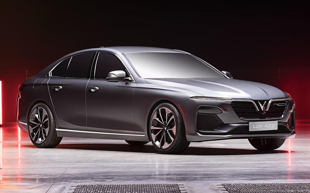 VinFast Lux A2.0 lọt top 5 sedan bán chạy – Chiêu bài nào khiến đối thủ 'mất ăn mất ngủ'?