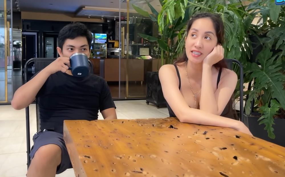 Khánh Thi: Tôi không thích chồng tốn thời gian vào thứ khác ngoài việc chăm sóc vợ