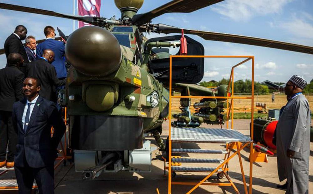 Nga tạo dựng ảnh hưởng quân sự ở châu Phi, thách thức Mỹ và Pháp