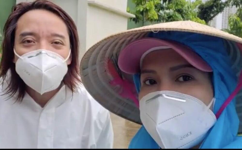 Việt Hương chào tạm biệt mọi người ngày cuối: Tôi xin được khép lại hoạt động hai tháng qua