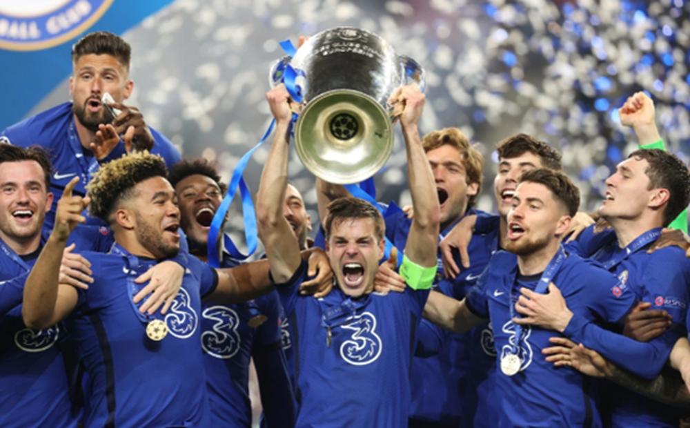 Công bố chi tiết tiền thưởng Champions League 2021-22