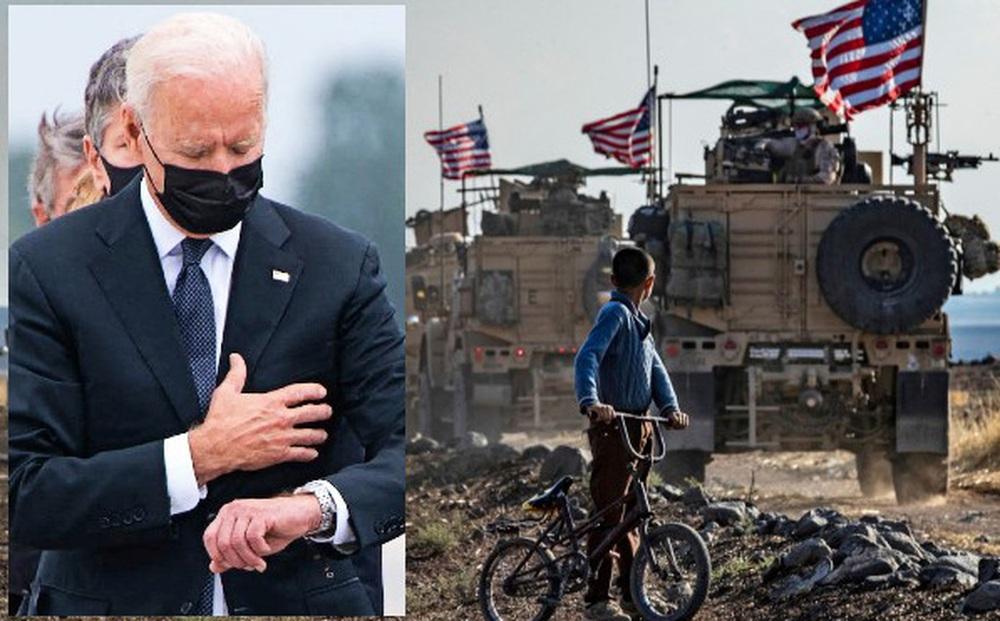 """Hết chim bẻ ná: Mỹ lại sắp """"dâng đồng minh cho quỷ dữ"""" như đã làm ở Afghanistan?"""